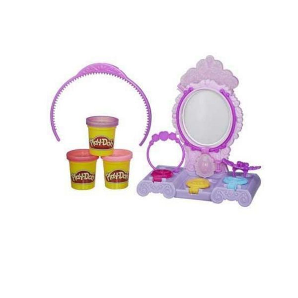 Hasbro Play Doh Playdoh Disney Sofia The First Amulet & Jewels Vanity Set A7399
